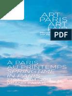 Livret Vip Art Paris 2013 Web