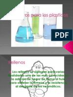 Aditivos Para Los Plasticos
