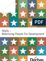 Irish NGO Core Values Guide Dochas 2007