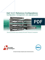 Dell 3-2-1 Reference Configurations