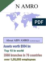 About ABN AMRO (Worldwide Figures)