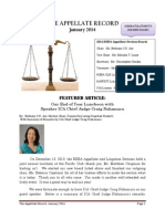 January 2014 Appellate Record