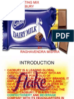 Cadbury Marketing Mix(focuses on cadbury india ltd)