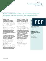 Aircraft Ground Handling and Human Factors NLR Final Report