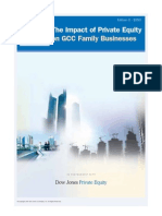 Impact of PE on GCC Family Businesses - 2008