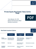 PE - Real Estate -