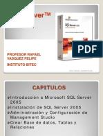 Instalacion y Conceptos Basicos de SQL Server 2005