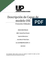 Modelo Osi y Protocolos