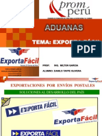 Export a Facil