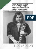 Adv Jazz Booklet