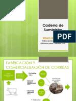 Cadena de Suministro Correas