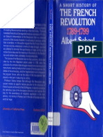 Short History French Revolution