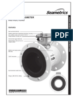 Medidor CAudal Seametrics AG2000 - 2