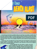 Gulf Coast Beach Blast Liner Notes