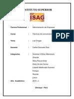 Carat Instituto Superior Isag