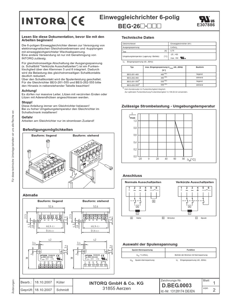6 Pole Half Wave Rectifier   Physical Quantities   Quantity