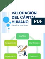 VALORACIÓN DEL CAPITAL HUMANO