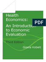 Health Economics an Introduction Kobelt 2013