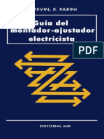 Gu-A Del Montador - Ajustador Electricista -M. Zevin -Parini