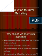 Session i - Rural Marketing-1