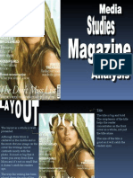 Media Studie Power Point Magazine New