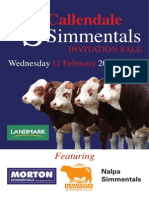Callendale Sale Catalogue 2014 FINAL FINAL Web
