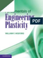 Fundamentals of Engineering Plasticity