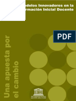 Modelos Innovadores en la formación inicial Docente.pdf