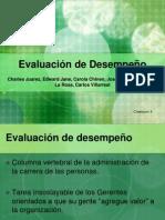 CrestComII-Evaluación de Desempeño