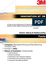 Innovation at 3m