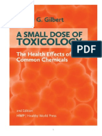 A Small Dose of Toxicology, 2nd Edition