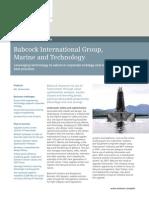 Siemens PLM Babcock International Group Marine and Technology Cs Z7 2