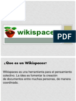 Wiki Spaces