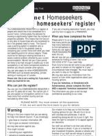 Homeseekers Form[1]