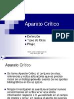 APARATO_CRITICO