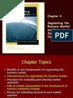 Segmenting Business  Marketing