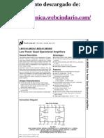 Datasheet LM324