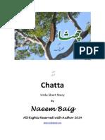 Chatta Urdu Afsana