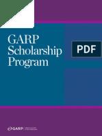 Scholarship Program 2014