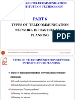 Part 3.2 Telecom Network Infrastructure Planning