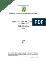 Strategie de Transport Intermodal Text