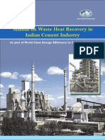 Cement - Waste Heat Recovery Manual
