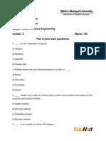 MIT104-Model Question Paper