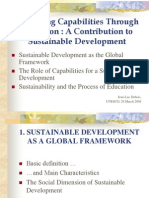 Education and Capabilities