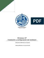 Windows XP - Instalacion y Configuracion de Hardware