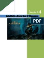 Tutor Migh Magic Duel of Champion (2)