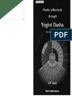 Predict Effectively Throught Yogini Dasha by VP Goel