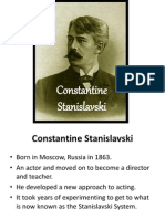 B5F Stanislavski
