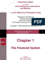 Chapter 1 The Financial System