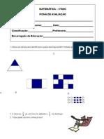 Teste de Matematica_numeros Racionais